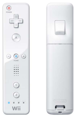 Figure 1 Wii Remote Nintendo Wii Controller Png